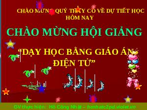 Giáo án Địa lí 8 Bài 30 Thực hành: Đọc bản đồ Việt Nam ( Tiết 2 )