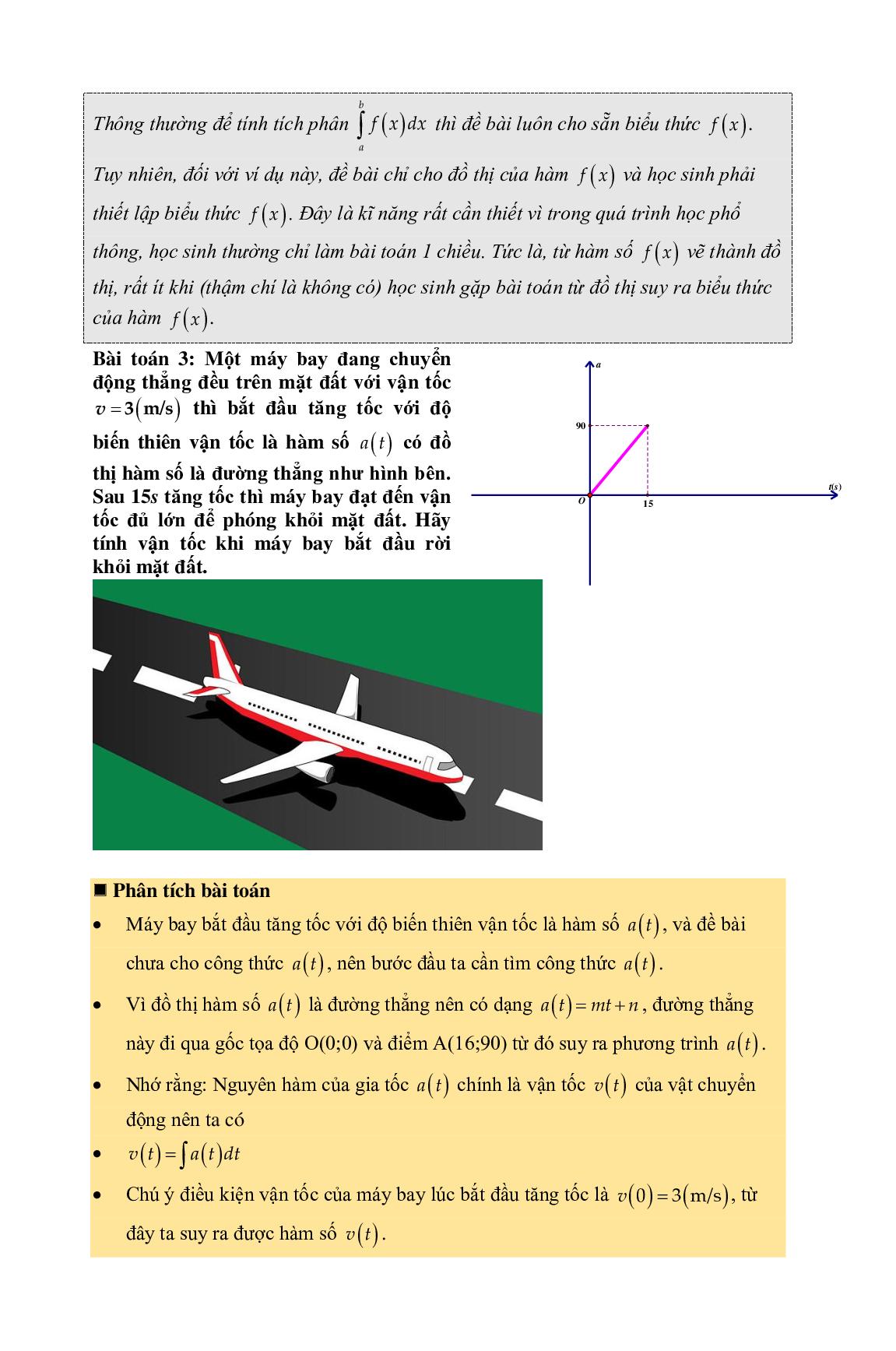 Lý thuyết và bài tập Nguyên hàm tích phân chọn lọc (trang 9)