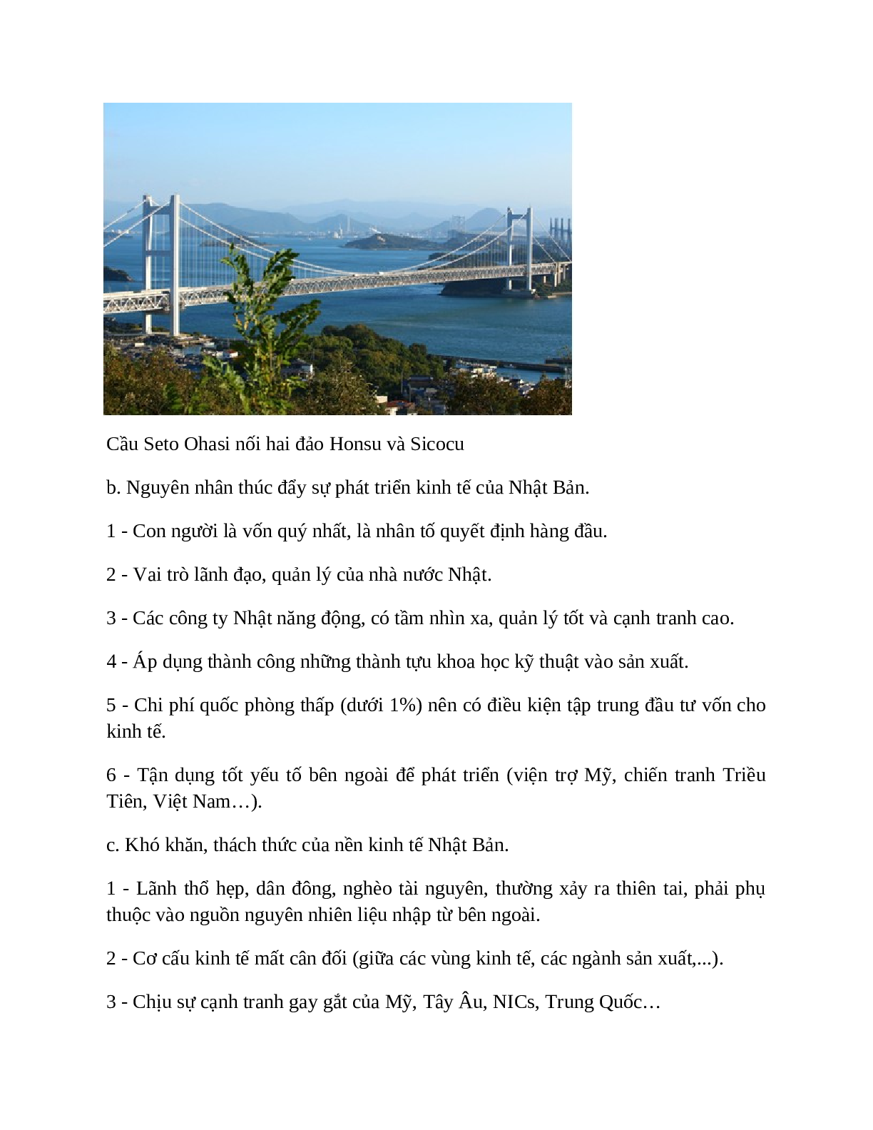 Lịch Sử 12 Bài 8: Nhật Bản (trang 4)